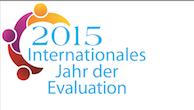 Logo Jahr der Evaluation