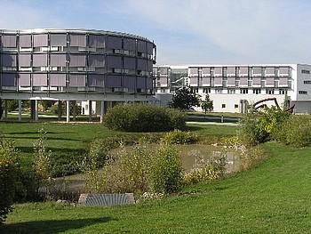 Campus in Speyer